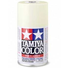 TS7 Blanc Ivoire brillant peinture spéciale ABS Tamiya