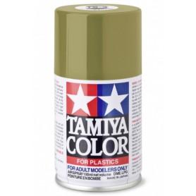 TS3 Jaune sombre mat peinture spéciale ABS Tamiya