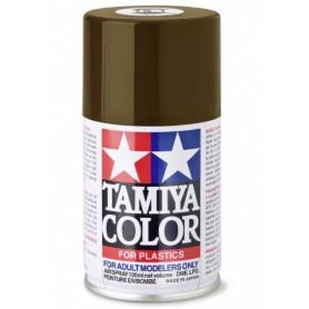 TS1 Rouge Brun mat peinture spéciale ABS Tamiya