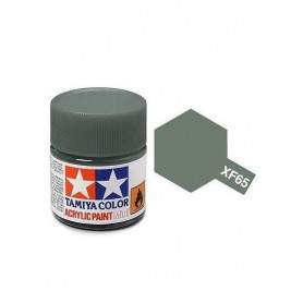 XF66 gris clair mat pot Tamiya