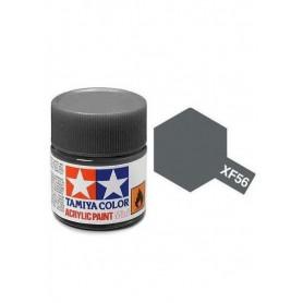 XF56 gris metal mat pot Tamiya