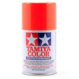 PS9 orange peinture lexan Tamiya