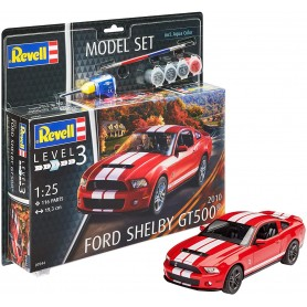 FORD SHELBY GT500 1/25e maquette 67044 Revell