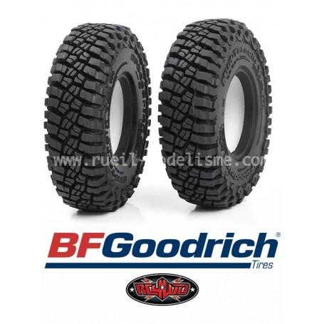 Pneus BFGoodrich 1.9  Z-T0192 RC4WD