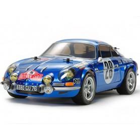 Alpine A110 '71  M06 Monte Carlo 58591Tamiya