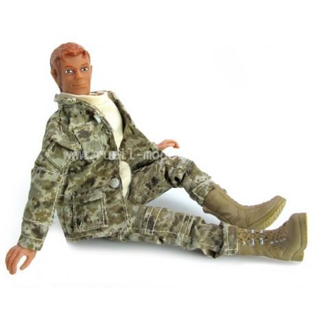 Personnage Brian N11 1/10e RCToys