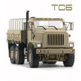 TC6 FLAGSHIP camion 6x6 Cross