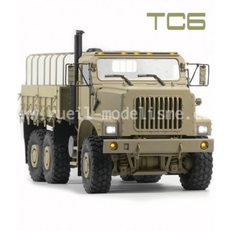 TC6 FLAGSHIP camion 6x6 Cross