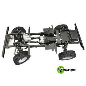 D90 Land Rover Defender tout alu. Snake Race