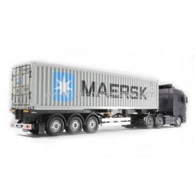 Semi-remorque porte container 56326 Tamiya