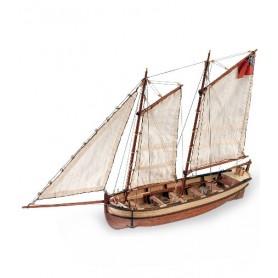 HMS Endeavour's Longboat 19015 Artesania Latina