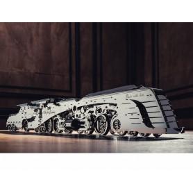 Dazzling Steamliner – Kit de construction métal time for machine