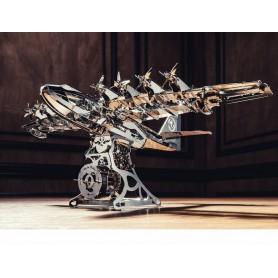 Heavenly Hercules – Kit de construction métal time for machine