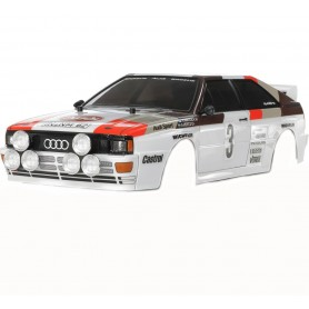 Carrosserie Audit Quattro 51615 Tamiya