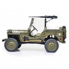 MITRAILLEUSE BROWNING M2 1/6e ROC-C1089 ROC HOBBY