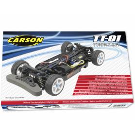 Kit TUNING TT-01 / TT-01E Tamiya 500908123 Carson