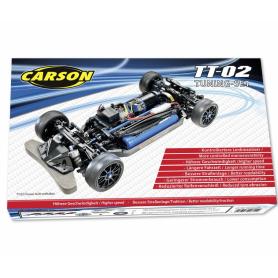 Kit TUNING TT-02 Tamiya 500908234 Carson