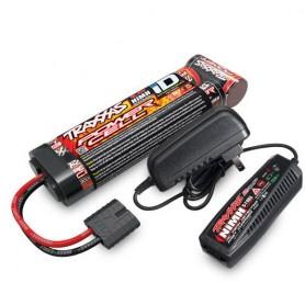 Batterie 8.4V 3000mah nimh / chargeur TRX2983pack  Traxxas