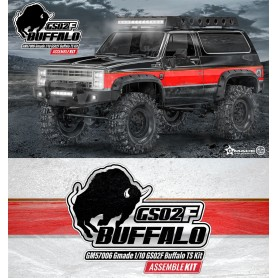 BUFFALO TS GS02F kit GM57006 GMade