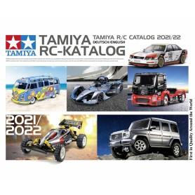 Catalogue général RC Tamiya Carson 2021/22
