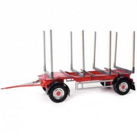 Remorque Riedler 2 essieux 500907622 Carson