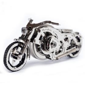Chrome Rider – Kit de construction métal time for machine