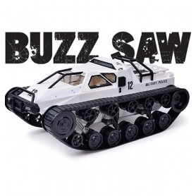 BUZZSAW 1/12 ALL TERRAIN TRACKED VEHICLE - blanc FTX0600W FTX