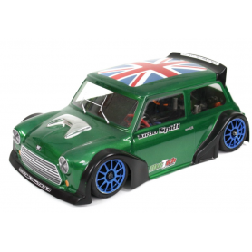 Carrosserie Mini TURBO SPIDI 009-004 Mon-Tech