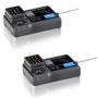 RADIO CR3P + 2 récepteurs ABSIMA