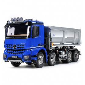 Mercedes M‐B Arocs 4151 8x4 Benne 56366 Tamiya
