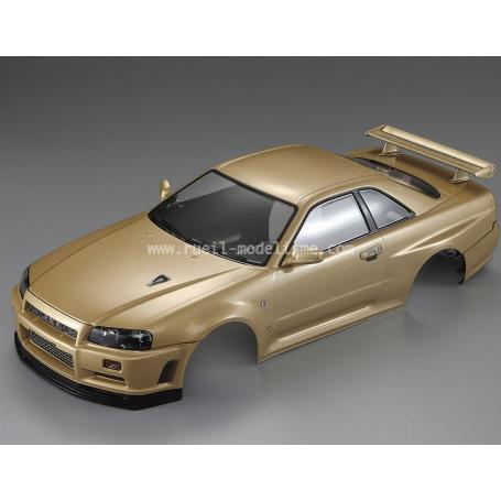 Carrosserie Nissan Skyline R34 champagne peinte 48645 Killer Body