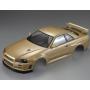 Carrosserie Nissan Skyline R34 champagne or peinte 48645 Killer Body