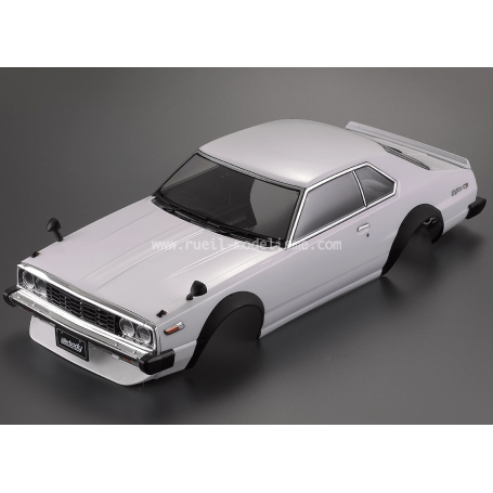 Carrosserie Nissan Skyline Hardtop 2000 (1977) peinte 48701 Killer Body