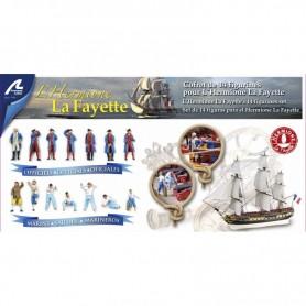 Figurines métal 1/89e 22517F Artesania Latina