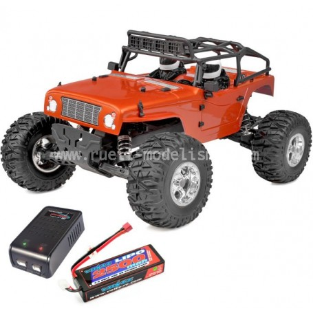 MOXOO XP 2WD TRUCK 1/10 BRUSHLESS RTR C-00257 Team Corally