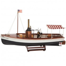 AFRICAN QUEEN RC 1/12e kit BB588 Billing Boat