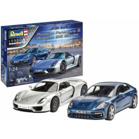 Porsche Set maquettes 05681 Revell