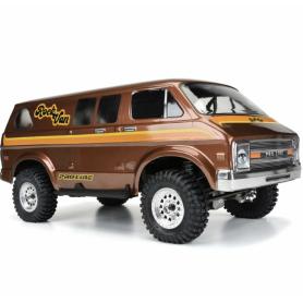 Carrosserie Rock Van 70's 1/10e 3552-00 Proline