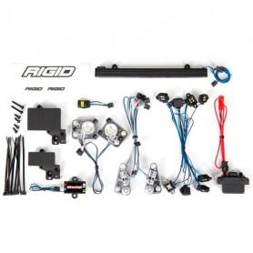 Kit éclairage complet + alimentation TRX4 Defender 8095 Traxxas