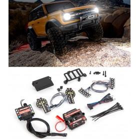 Kit éclairage PRO SCALE TRX4 Bronco 9290 Traxxas