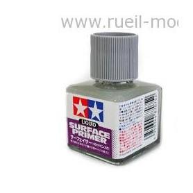 Apprêt liquide gris 87075 Tamiya