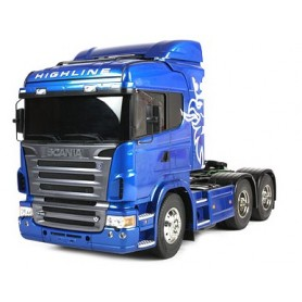 Scania R620 6x4 blue edition 56327 Tamiya