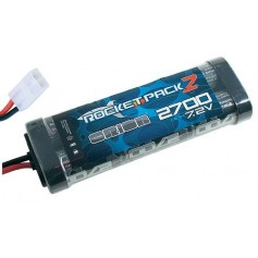 Batterie 7,2V 2700 mah Rocket pack 2 Orion