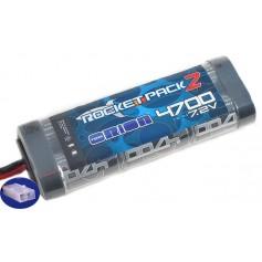 Batterie 7,2V 4700 mah Rocket pack 2 Orion
