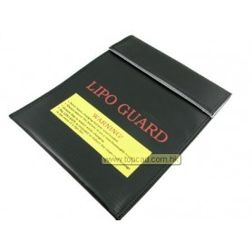 Sac protection batt. Lipo grand mod. 75901BK Topcad