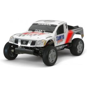 Titan Nissan racing truck DT-02 58511 Tamiya
