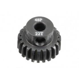 Pignon acier 48DP 22dts 51622 Topcad