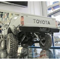 Lettrage métal Toyota Z-S0551 RC4WD