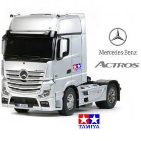 Mercedes Actros 1851 GigaSpace 56335 Tamiya