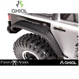 Passages de roues AR Jeep AX80122 Axial